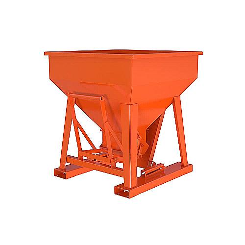 Бункер для бетона и строительных смесей - 49