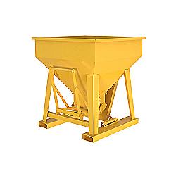 Бункер для бетону і будівельних сумішей