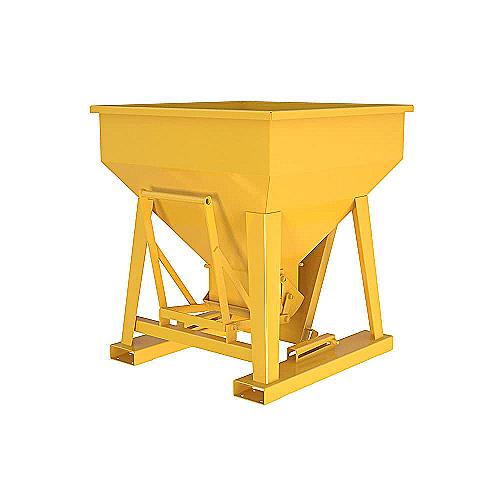 Бункер для бетона и строительных смесей