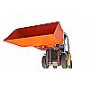 Гидравлический ковш на вилочный погрузчик