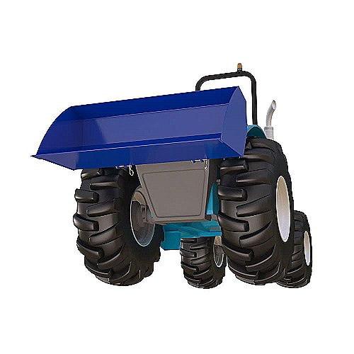Ковш для мини трактора