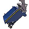 Ковш для погрузчика VAL Опрокидывающийся