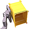 Поворотный ковш VTR на погрузчик