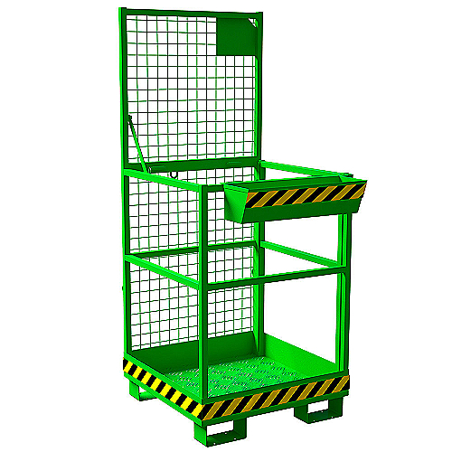 Монтажная платформа для погрузчика WP 150 для двоих людей