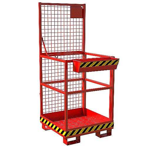 Монтажная платформа для погрузчика WP 150 для двоих людей - 41