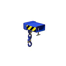 Траверса | Подъемный крюк на погрузчик