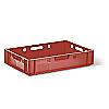 Пищевой пластиковый ящик тип Е1 для мяса, фарша, птицы