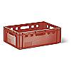Пищевой пластиковый ящик тип Е2 для мяса, фарша, птицы