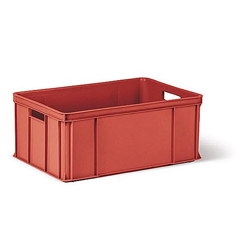 Пищевой пластиковый ящик тип Е3 для мяса, фарша, птицы