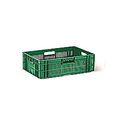 Харчовий пластиковий ящик тип ОЗН-3 для овочів і фруктів