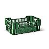 Пищевой пластиковый ящик тип ОЗС-3 для овощей и фруктов