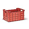 Пищевой пластиковый ящик тип ОЗТ-50 для мяса и мясных изделий