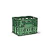 Харчовий пластиковий ящик тип СУПРО для овочів і фруктів