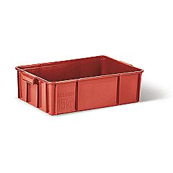 Пищевой пластиковый ящик тип Т 25 для мяса и мясных изделий