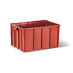 Харчовий пластиковий ящик тип Т 50 для м'яса і м'ясних виробів