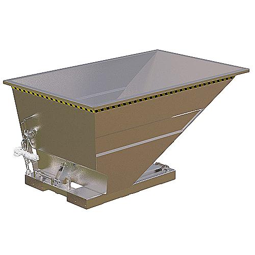 Ковш для погрузчика VSC опрокидывающийся - 39
